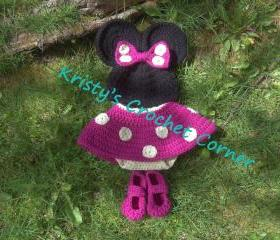 Girl Mouse *Made to Order*